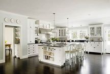 Kitchens I LOVE / Beautiful kitchens that inspire me.