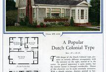 1920 Dutch Colonial ideas