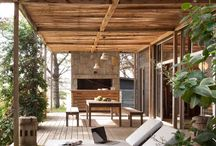 Terrace / Material combinations