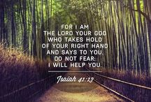 Inspirational quotes from God / When you start to lack Faith is when you need him the most!