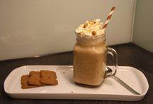Kaffe, Tee und heiße Schokolade