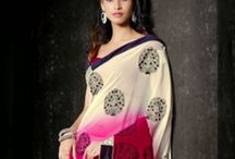 Online Saree Shopping / Jugniji.com : A huge sparkling collection of Indian ethnic wear in our attention-grabbing online showroom whose variety is growing every month.##http://goo.gl/zIAJIE