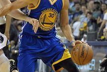 Warrior Fan / Basketball