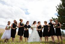 Twist Wrap Dessy Bridesmaids