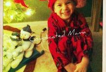 For Jordan and London ;)--Elf on the Shelf!