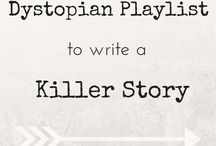 Playlists for Writing