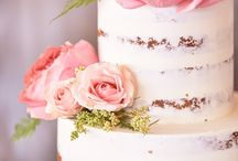 Wedding Cakes & Sweets / Great news - your wedding cake can be simple, beautiful, AND affordable! Sharing creative inspiration for your wedding cake table or dessert bar.  More information in the Wedding Planning Podcast episode dated 3/1/17, search iTunes or visit this link: