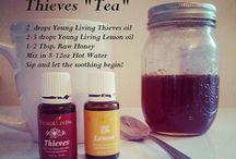 Essential oil remedies
