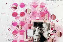 scrapbook layouts volume 3 2015 / by scrapsmith