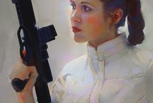 Carrie Fisher - Princess Leia