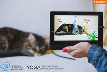 Lenovo Yoga Tablets / Lenovo tablets by thedostore.com