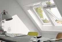 Arbeitszimmer / Lass dich inspirieren von Arbeitszimmern mit VELUX Fenstern.