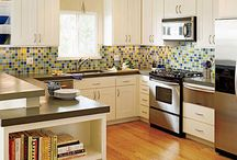 Kitchens / by Diana Donahoo