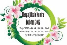 Harga Jilbab Munira 2017 / Harga Jilbab Munira 2017 Telp/SMS: 0812-3831-280 Whatsapp: +628123831280 PinBB: 5F03DE1D
