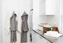Davies bathroom and Laundry