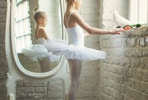 Nia Ballerina shoot