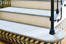 Arredi d'interni / Interni di pregio realizzati in Beola bianche e grigia, serizzo, e graniti selezionati