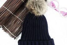 Dámské čepice   Women's caps