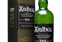 Ardbeg Scotch Whisky