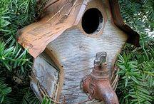 Birdhouses / by Alicia Michel