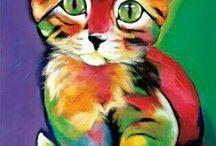 kids art-free painting