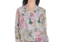 Tropical - The Latest Trend / Tropical Prints for women are some of the trends that are hot selling in the market.