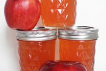 canning fruits and veggies