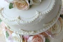 Wedding Cakes / by Debbie Barker