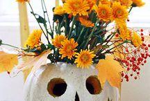 Halloween Ideas / Halloween Decor, entertaining etc
