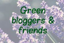 Green bloggers and friends / A group board for the green blogger community and anyone interested! Let's make this a happy green corner of pinterest!   If you'd like to join, leave a message on the 'green bloggers & friends' pin. Only green related pins please! / by Sofie
