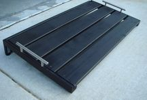 Pedalboard / DIY pedalboard and ... Well more pedalboard