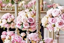 Candelabra's & Table Decorations