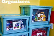 Toy Storage / by Dana Brannick