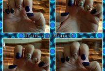 unghie fatte da Monica