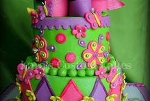 Cakes  / by Holly Bierschbach