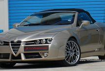 Alfa Romeo Custom Modified