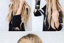pirate hair