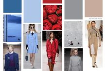 AW 2017 TRENDS / trends ideas inspiration my work for Fall and Winter 2016 - 2017