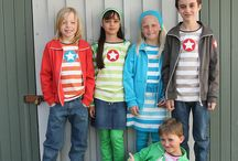 Villervalla Look Book SS14 / Impkids is the UK agent for Scandi kids clothing brand Villervalla.  We just LOVE their colourful, mix-n-match vibe!