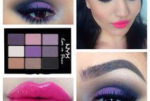 Makeup / by Evangelina Reyes