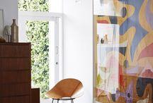 Framed Art / Tapestry