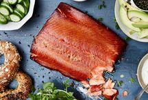 Recipes - Fish & shellfish