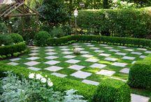 Groen vingers / Garden ideas