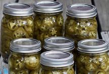 canning and Preserving / by Chrystal Gibson
