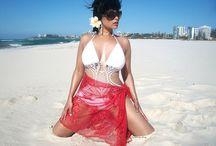 Surf, Sun and bikini with Aiysha Saagar / Surf, Sun and bikini with Aiysha Saagar