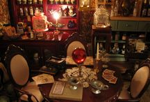 Doll houses and Minitures