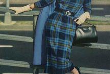 Vintage dresses I own