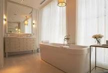 Bathrooms / by Leslie DiGiovine