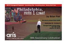 Philadelphia Here I Come at Aris Theatre