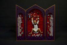 Art / Tableaux, sculptures, créations d'artistes